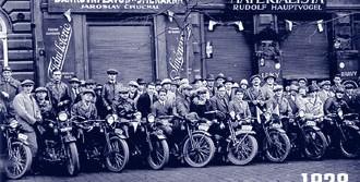 Harley-Davidson Club Praha – Världens äldsta HD Klubb