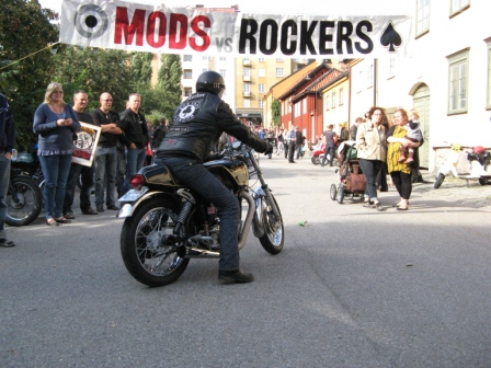 Mods vs Rockers 2009