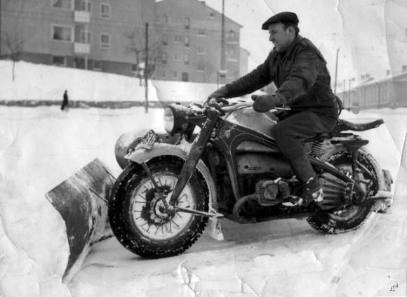 Motorcykelplog