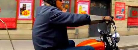 Video! OP Motorcycle Bobber Road Test