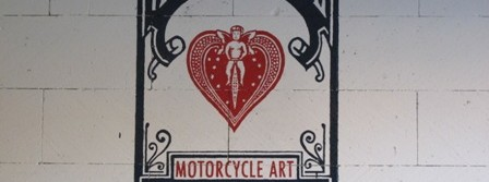 Herzbube Motorcycle Art