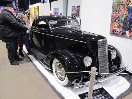 svart-bil