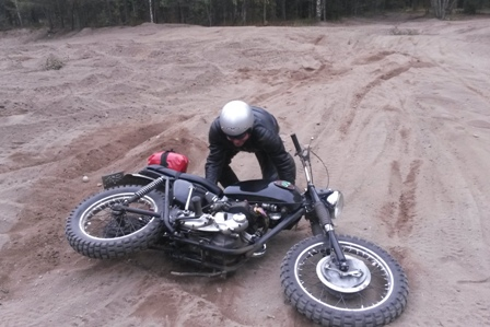 klotning-traja-sand