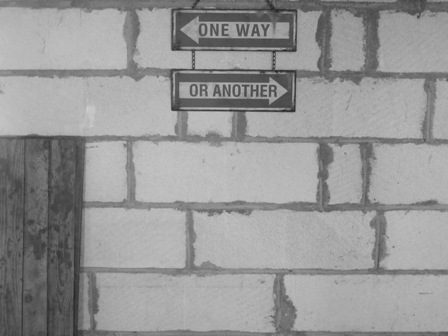 oneway-or-another