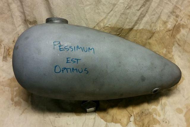 pessimum est optimus