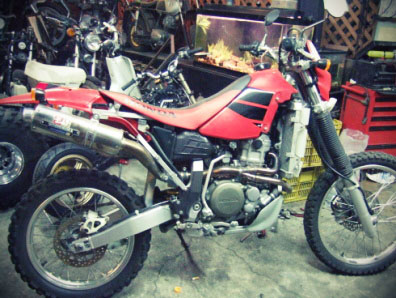 xr650-originalet